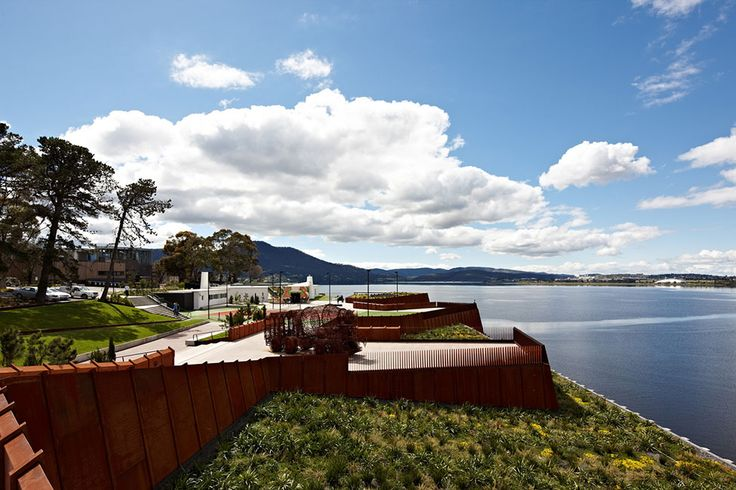 MONA-Museum_of_Old_and_New_Art-OCULUS-landscape_architecture-03 « Landscape Architecture Works | Landezine