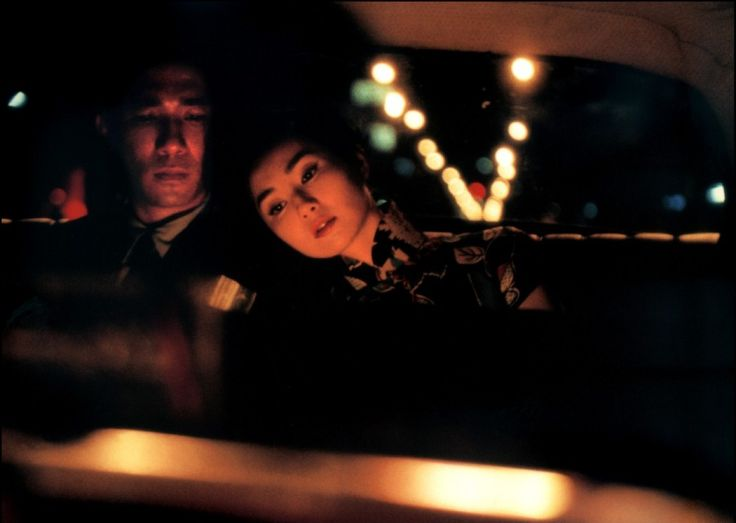 In The Mood For Love Still. DOP Christopher Doyle. (Cinematography, Lighting, Film)