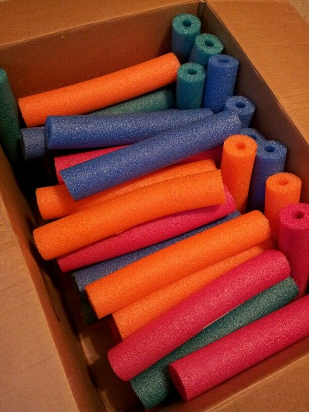 I got this idea from a fellow elementary music teacher in my district. Cut pool noodles into 4 and use as rhythm sticks for the little ones. It's safe and not nearly as loud! I just got finished cutting up this set (super fast and easy with a serrated knife) from noodles I bought online. Can't wait to try them!