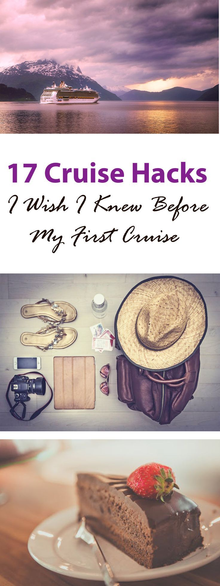 17 Things I Wish I knew before my first cruise.