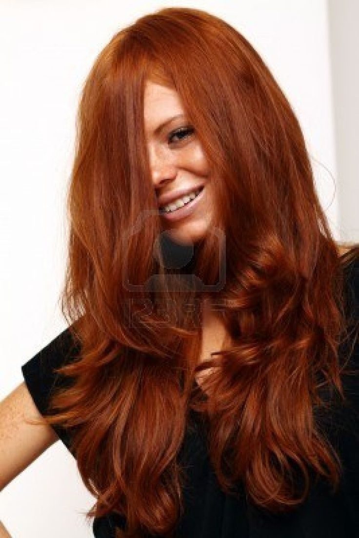 Gorgeous Natural Red Hair