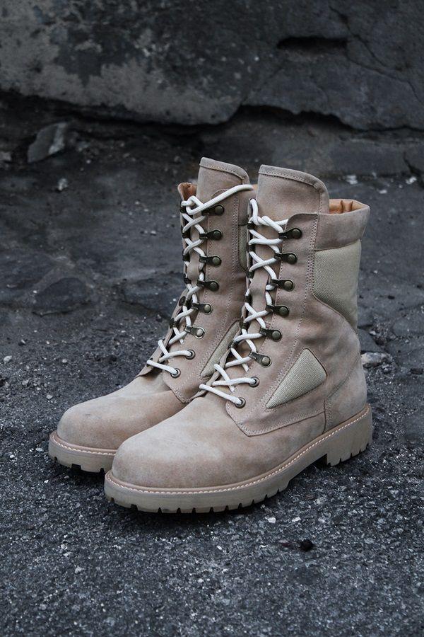 New Version Desert Combat Boots
