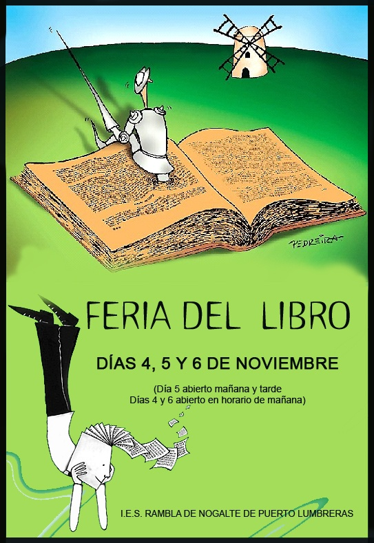 Feria del libro carteles de ferias del libro pinterest for Feria del mueble de yecla