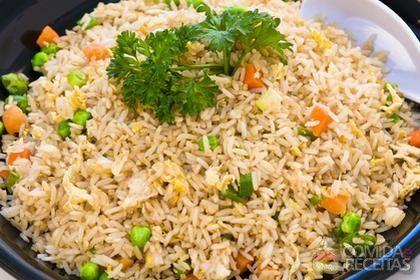 Receita de Risoto de frango à jardineira - Comida e Receitas