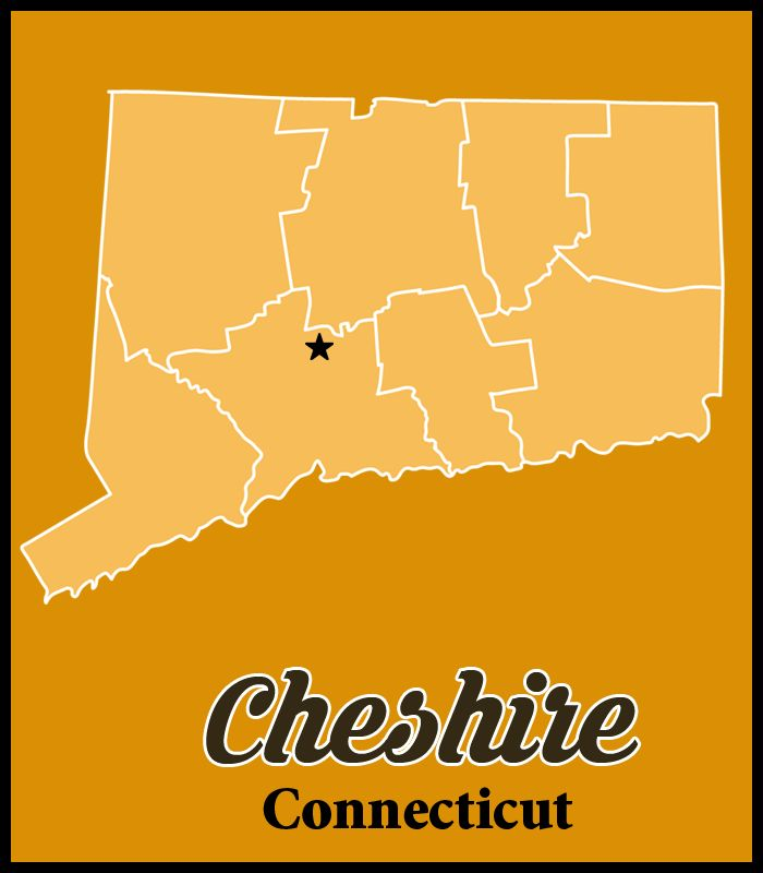 Cheshire is a town in New Haven County, Connecticut, United States. The population was 29,261 at the 2010 census. The center of population of Connecticut is located in Cheshire. #SEO #WebDesign #Marketing