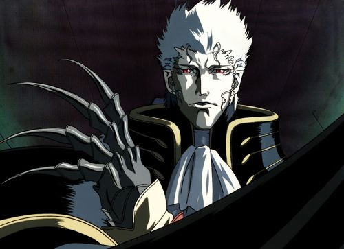 Vampire Hunter D Anime Characters : Vampire hunter d bloodlust meier link seriously if i
