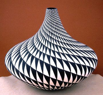Acoma Pueblo pottery, Southwest Indian pottery, Native American Pottery