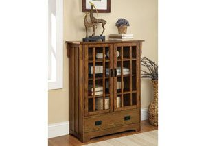 Luxury Rent to Own Curio Cabinet
