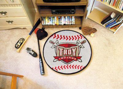 Baseball Mat - Troy University