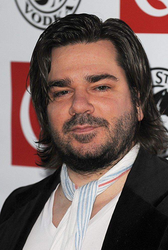 Matt Berry British actor, writer, and musician.