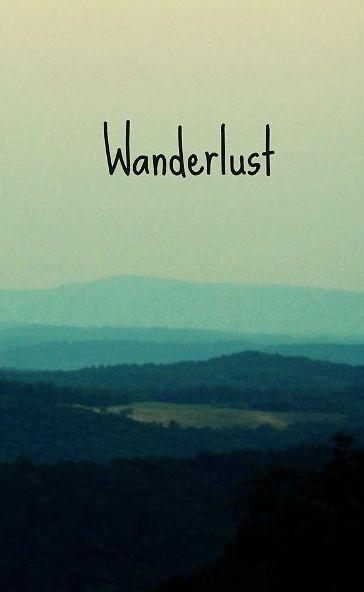 'Wanderlust' Art Print