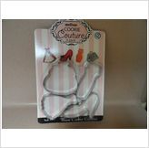 COOKIE CUTTERS. 4 PACK. NEW IN PACKAGE