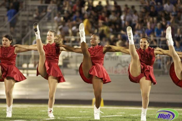 Sweethearts | Woodrow Wilson Football Dance Team Photos | iHigh.com