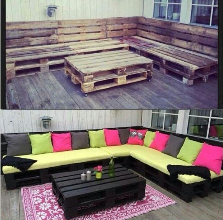 Pallet projects!