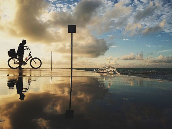 How Andrew Hector Takes Stunning Landscape Photos With His iPhone