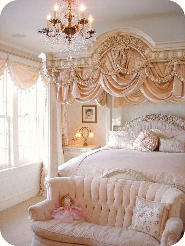85+ Sweet Shabby Chic Schlafzimmer Dekor Möbel