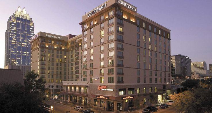 Downtown Austin Hotels near Austin Convention Center | Courtyard Austin Downtown