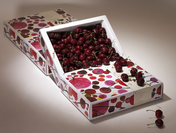 PACKAGES -FRUIT BOUTIQUE by Advision Design , via Behance