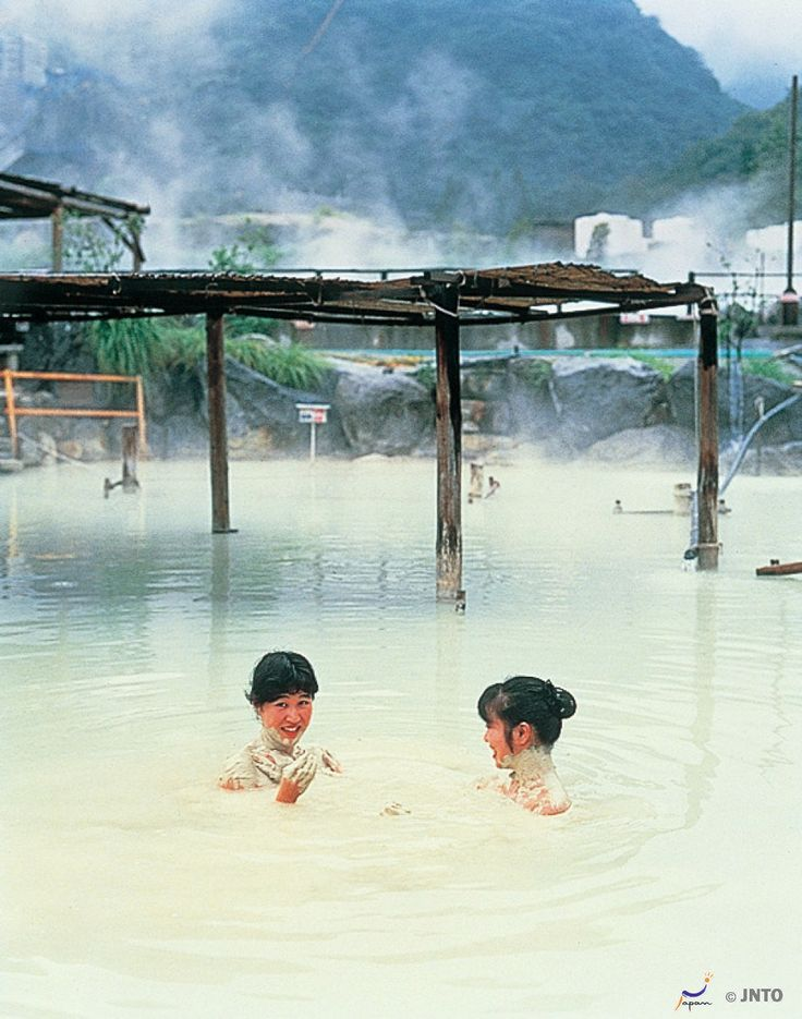 No place in Japan produces more hot springs water than Oita - enough hot water every minute to fill the Tokyo Dome two and a half times over.