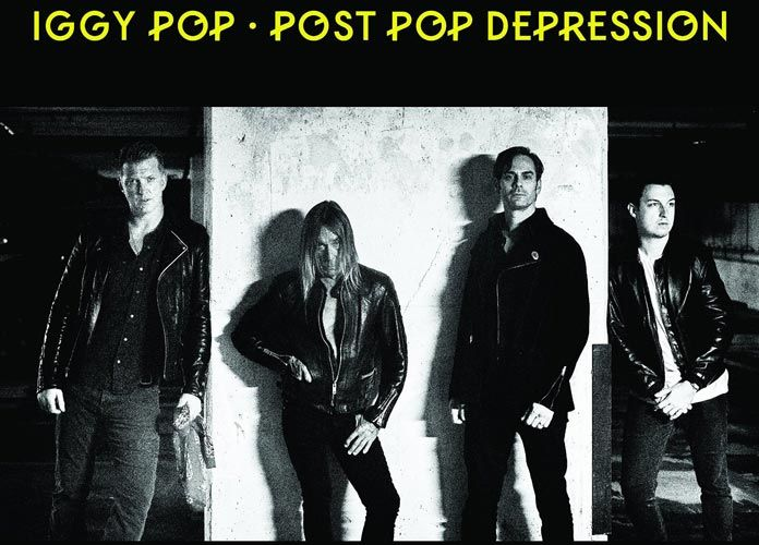 '‪#‎PostPopDepression‬' by Iggy Pop Album Review: A Farewell You Won't Forget