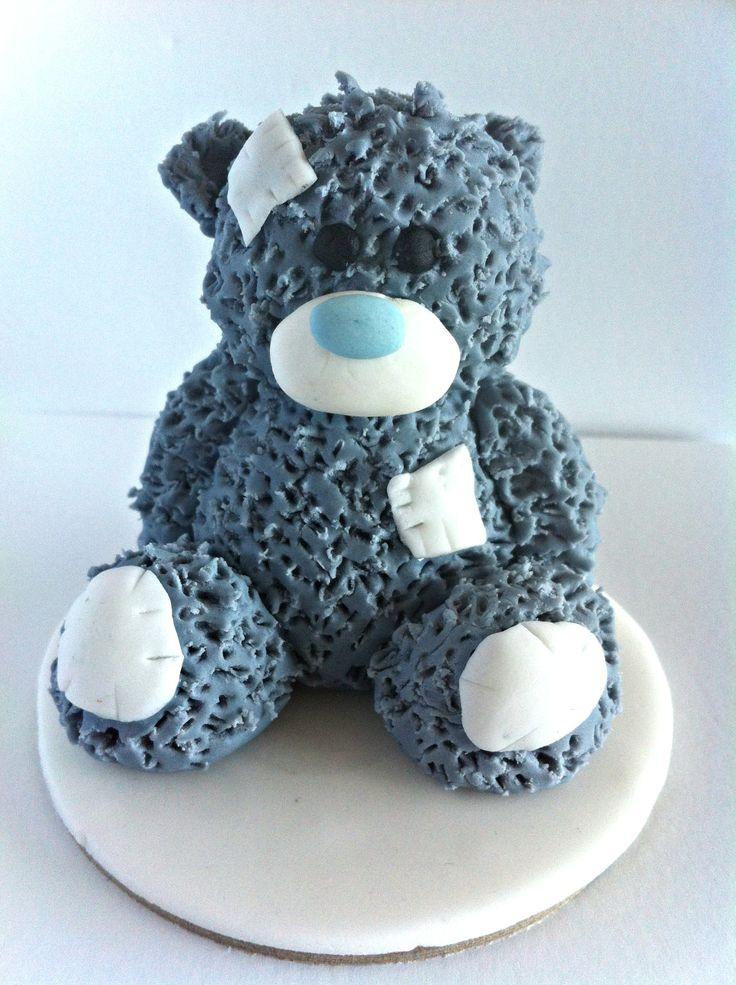 Tatty Teddy cake topper