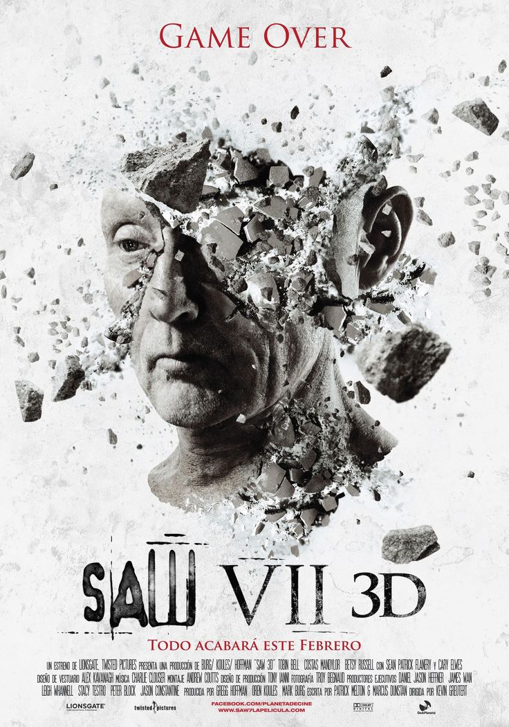Saw VII 3D (2010) - Ver Películas Online Gratis - Ver Saw VII 3D Online Gratis #SawVII3D - http://mwfo.pro/1882878