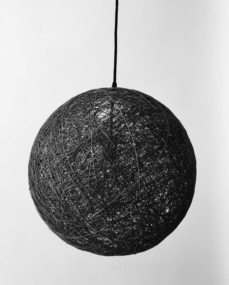 Hanging Light Spheres: 1000+ Ideas About Light Globes On Pinterest