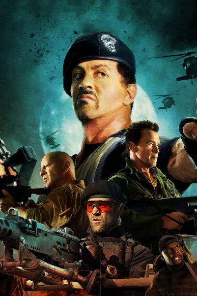 The Expendables 2 Stream German
