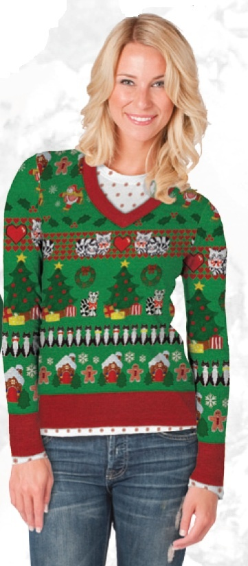 34 best xmas tshirts images on pinterest ugliest for Tacky t shirt ideas