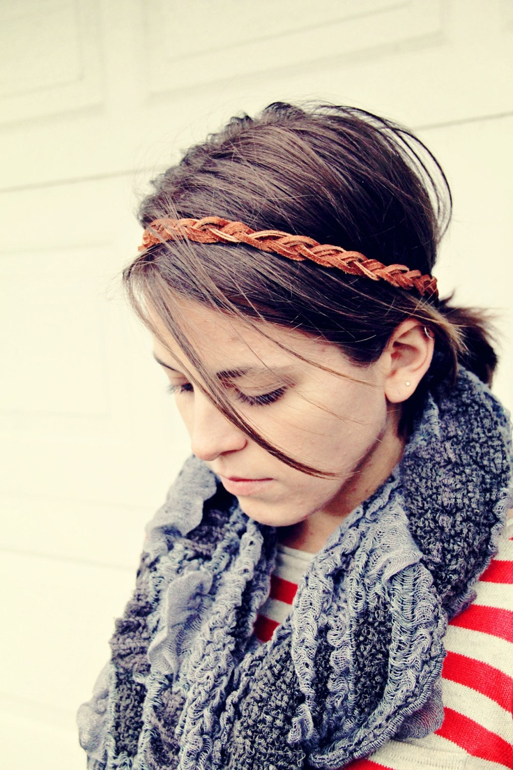 79 Best Images About Braided Headbands On Pinterest