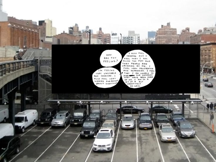 """""""favorite"""" may be a bit over-reaching, but really affective piece of public art"""