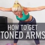 Want to look sexy in sleeveless dresses or tank tops? Get your arms in shape with Kelsey Lee in today's XHIT workout. This series will take you through a dozen exercises to strengthen your shoulders, biceps and triceps.
