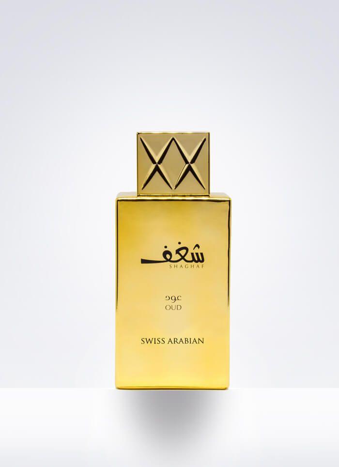 431eec926 Shagaf Oud 75ml Unisex Arabian Parfum by Swiss Arabian UAE Saffron, Rose,  Oudh #SwissArabianPerfumes