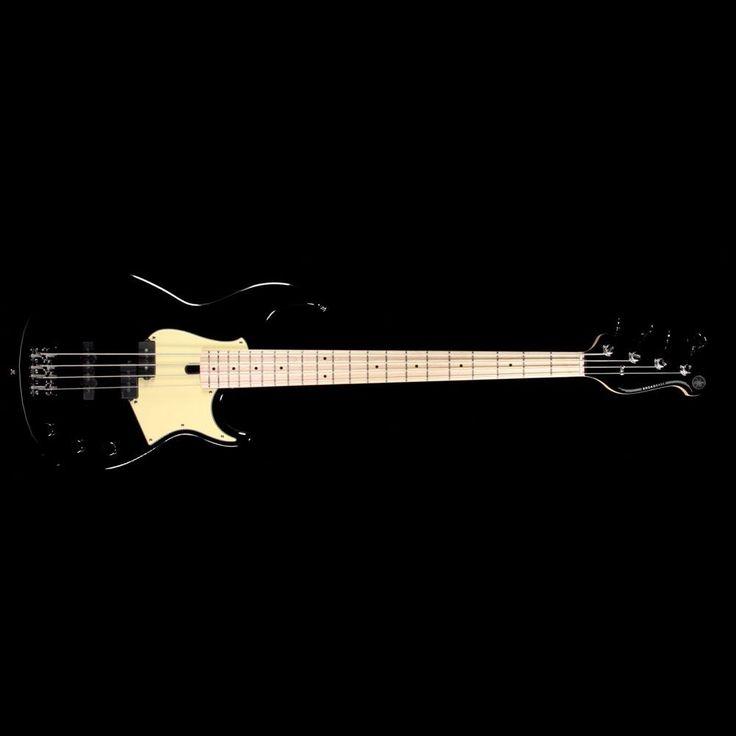 Yamaha BB434M Electric Bass Guitar Black