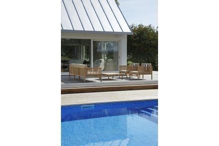 GARBO LOUNGE - Teak outdoor furniture - Formlagret.se