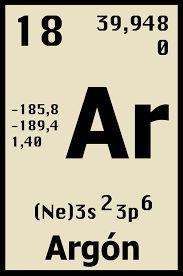 Ms de 25 ideas increbles sobre imagen tabla periodica en resultado de imagen para el argon tabla periodica urtaz Choice Image