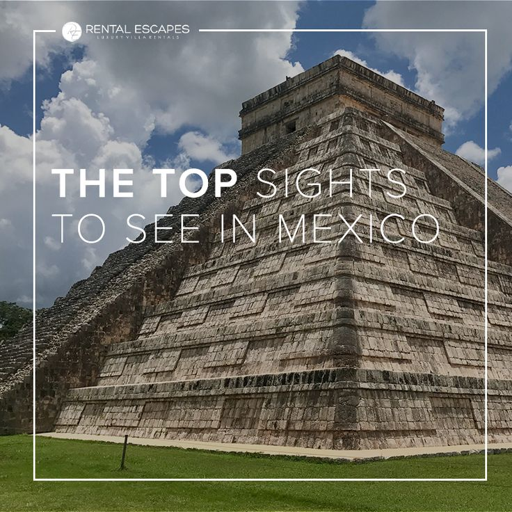 Whether you're looking to bask in the sun or spark your sense of adventure, let yourself be enchanted by the incredible nature and exciting culture of Mexico.