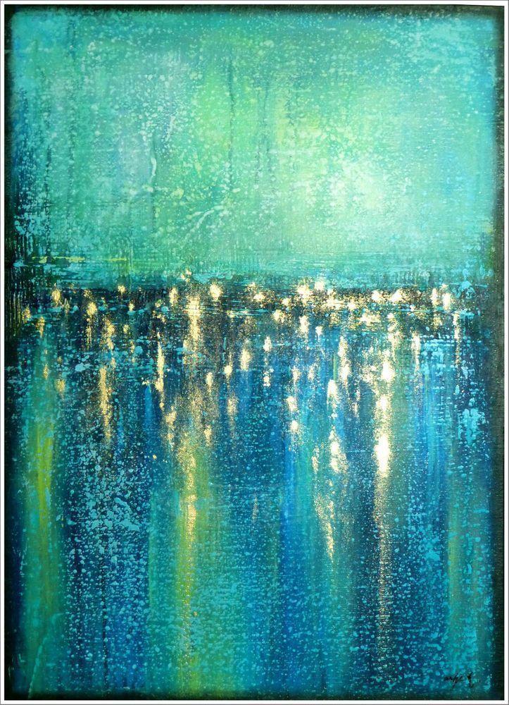 antje hettner   picture original art painting modern