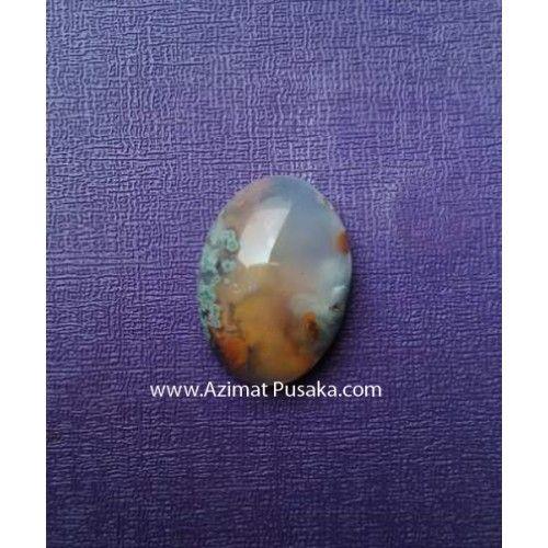 Batu Mustika Lumut Aceh