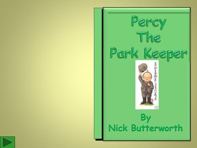 Percy the Park Keeper ppp.ppt