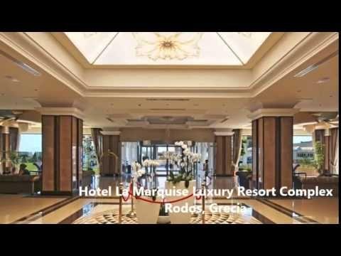Hotel La Marquise Luxury Resort Complex, Rodos, Grecia