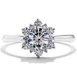 Snowflake ring. LOVE LOVE LOVE