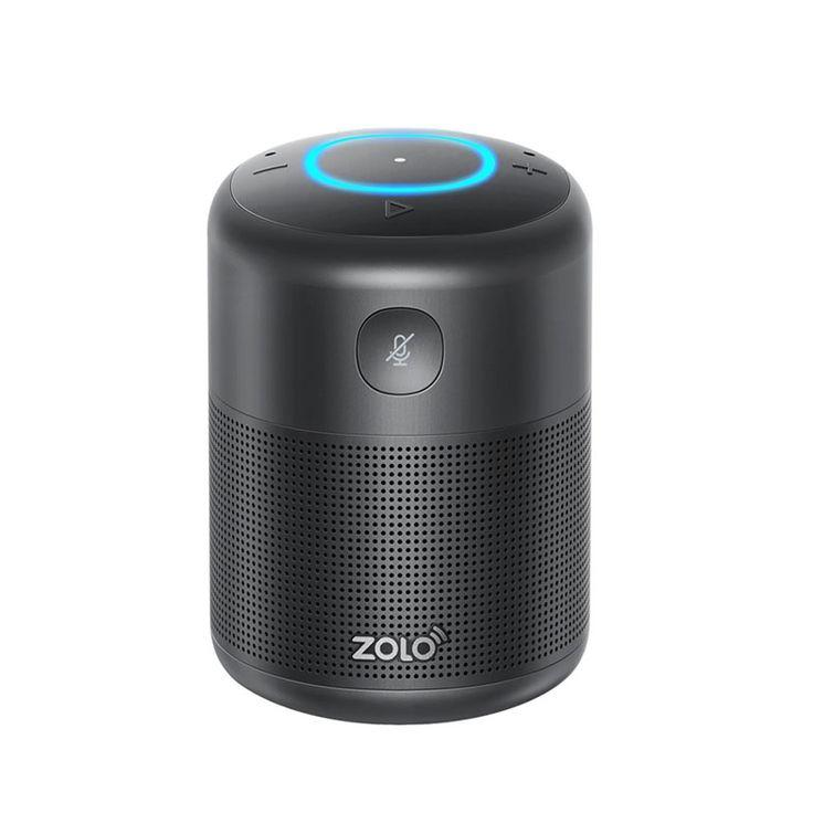 ANKERのeufy、ZOLOブランドからスマートスピーカー3製品、完全ワイヤレスイヤフォン2製品が発表 - Engadget 日本版