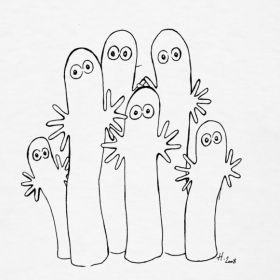 Hatifnatowie - rodzą się z nasion wyłącznie w Noc Świętojańską
