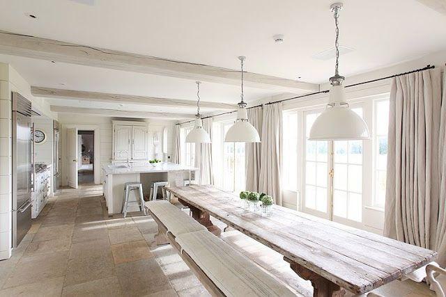 a lovely converted british barn pendant lights long. Black Bedroom Furniture Sets. Home Design Ideas