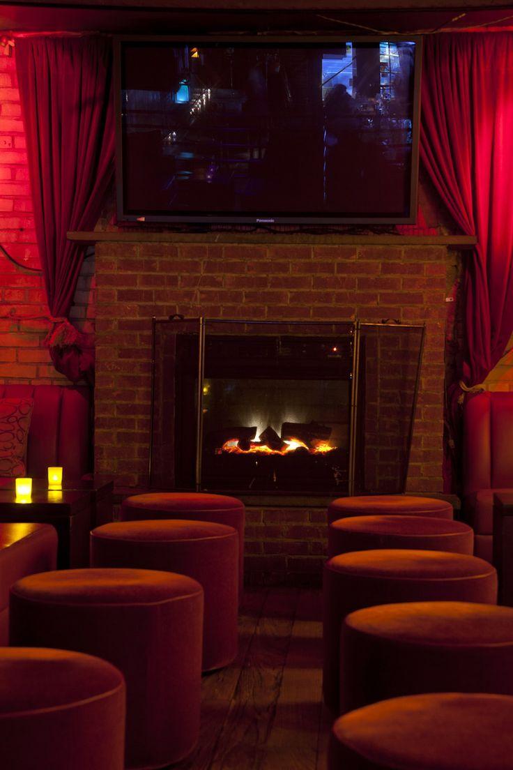 Lounge Snafubar Bar Newyork Nycbar Fun Games
