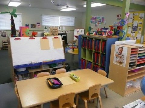 137 best classroom layout designs ideas images on for Daycare kitchen ideas