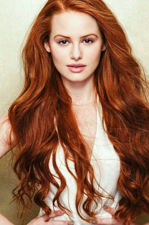 Pin Von Eva Auf Ginger Hair Pinterest Rotes Haar Lange