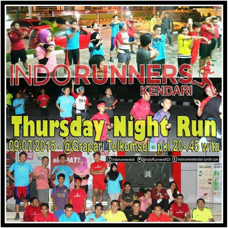 Thursday Night Run