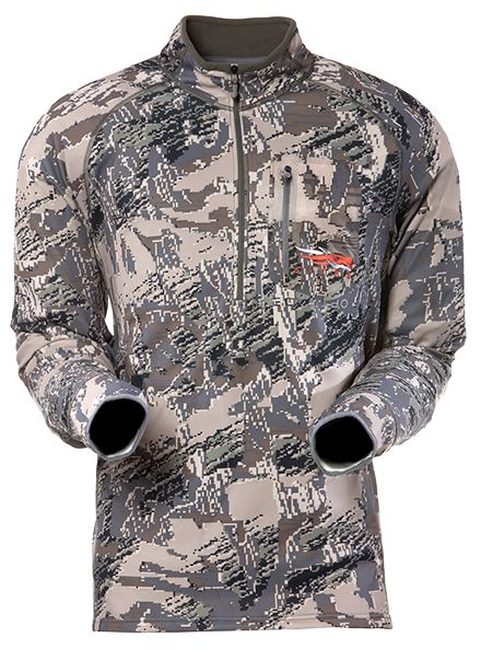 SITKA GEAR Traverse Zip-T - Hunting and Archery Gear